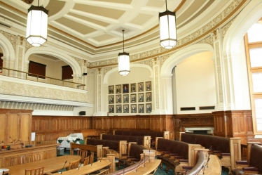 East Riding Council Chamber